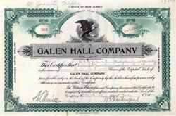 Galen Hall Company - New Jersey