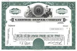 Gardner - Denver Company