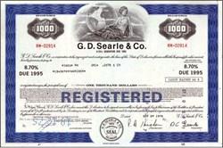 G.D. Searle & Company (Pharmacia Company)
