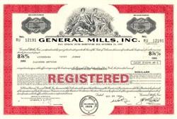 General Mills, Inc. - Delaware 1981