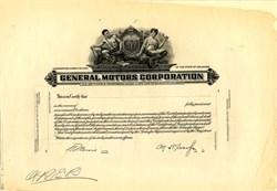 General Motors Corporation - Delaware