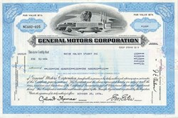 General Motors Corporation (Pre Bankruptcy) - Delaware 1983