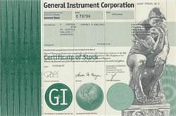 General Instrument Corporation ( Now Motorola )