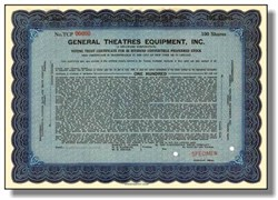 General Theatres Equipment, Inc.