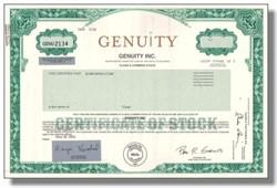 Genuity Inc.
