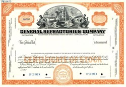 General Refractories Company - Pennsylvania