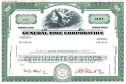 General Time Corporation - Delaware