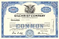 Gilchrist Company (Famous Boston Department Store) - Massachusetts 1974