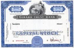 Girard Trust Bank (Became Mellon Bank)  - Pennsylvania