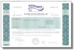 Glacier Water Services, Inc.