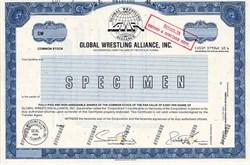 Global Wrestling Alliance, Inc. - Florida 1987