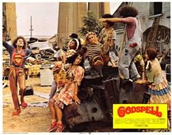 Godspell Lobby Card - 1973