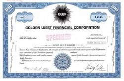 Golden West Financial Corporation - California