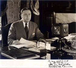 Governor of Michigan ( Wilber M. Brucker ) 1931-1933 - Signed Photo