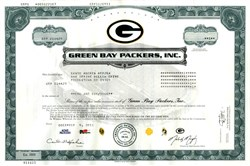 Green Bay Packers, Inc. - Wisconsin 2011