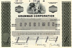 Grumman Corporation (Now Northrop Grumman Corporation)