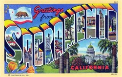 Greetings from Sacramento - Sacramento, California