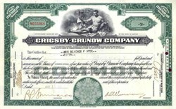 Grigsby - Grunow Company - Famous Majestic Radio Maker - 1933