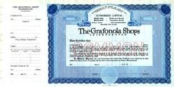 Grafonola Shops Incorporated (Columbia Grafonolas)  - Massachusetts