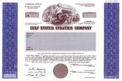 Gulf States Utilities Company - Beaumount, Texas