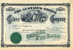 Gustavus Storm Glass Company - New Jersey