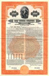 Gulf States Utilities - Texas 1949