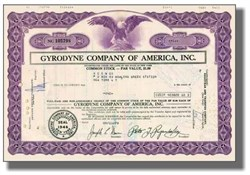 Gyrodyne Helicopter Company of America, Inc. ( Formally Bendix Helicopter )