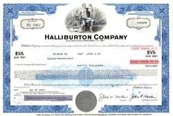Halliburton Company ( Dick Chaney's previous employer)