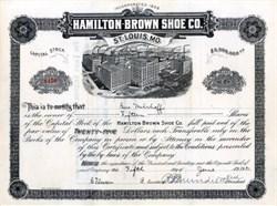 Hamilton Brown Shoe Company - St. Louis, Missouri