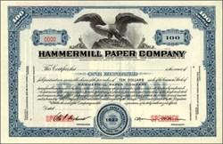 Hammermill Paper Company 1920's