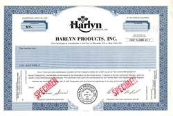 Harlyn Products, Inc. - California ( Retailer of Jewelry )