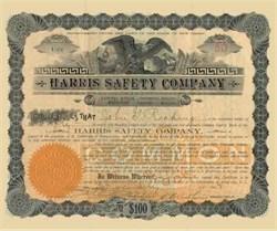 Harris Safety Company 1902