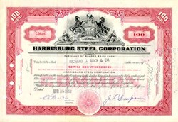 Harrisburg Steel Corporation