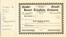 Hawaii Telephone Company - Hilo, Hawaii