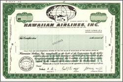 Hawaiian Airlines, Inc.