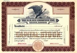 H.D. Lee Company, Inc. ( Lee Jeans ) - Salina, Kansas