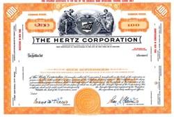 Hertz Corporation - Delaware