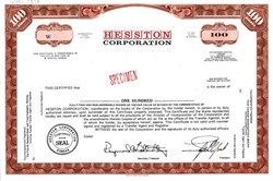 Hesston Corporation - Kansas