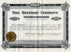 Heffron Company (The) - Maine 1910