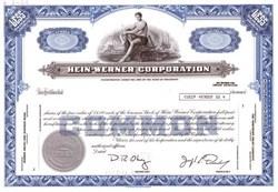 Hein - Werner Corporation