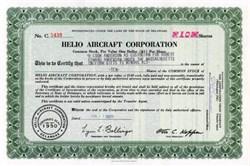 Helio Aircraft Corporation