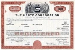 Hertz Corporation 1970's