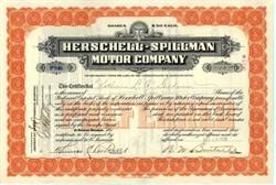 Herschell-Spillman Motor Company - Famous Carousel Maker