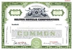 Hilton Hotels Corporation - Delaware