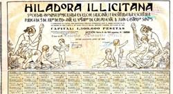 Hiladora Illicitana S.A. - Spain 1925