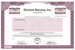 Horizon Bancorp, Inc. (Horizon Community Bank) - Lake Havasu, Arizona