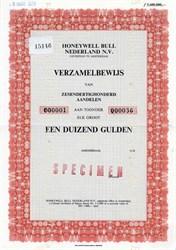 Honeywell Bull Nederland N.V. - Amsterdam 1976