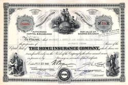 Home Insurance Company - Early Fireman Vignette