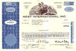 Host International, Inc.