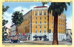 Hotel Sainte Claire - San Jose, California